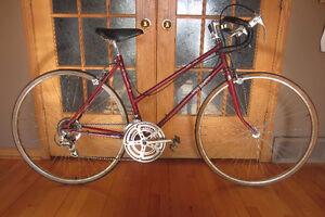 vélo course vintage