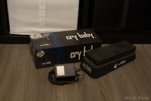 CRY BABY Pedal - Wah Wah - Great Condition