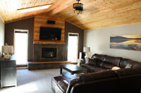 4 Season Madge Lake Cabin for Sale in Jubilee - Move in Ready