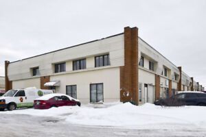 Large Industrial Warehouse/Office Condo FOR SALE Canotek Park