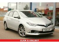 2015 Toyota Auris 1.8 VVT-I EXCEL TOURING SPORTS 5d 99 BHP Estate Automatic