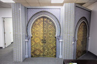 Architectural Display (Gate)