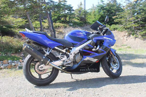 REDUCED **Honda cbr 600 f4i **