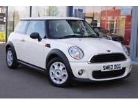2012 MINI HATCHBACK 1.6 First FANTASTIC FIRST CAR