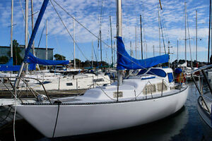 Pacific 30 Sail Boat for Sale