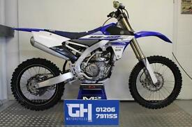 2016 YAMAHA YZ450F IN VERY GOOD CONDITION | LOW HOURS | STANDARD | YZ 450F