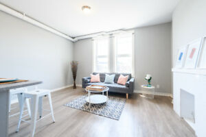 Beautifully Restored Loft in Iconic Boutique Building