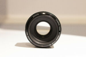 Canon EF 50mm 1.8 II - Excellent condition!