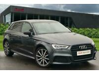2017 Audi A3 Sportback Black Edition 2.0 TDI 150 PS 6-speed Hatchback Diesel Ma