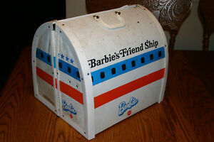1970s Barbie Friendship United Airlines