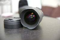 Sigma 8-16mm 4.5 WIDE Angle for Canon
