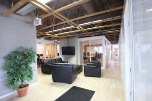Office for Lease - Beautiful shared space near Oliver Square.