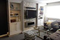 JUST BEEN RENOVATED, FURNISHED 2 BEDROOM APARTMENT