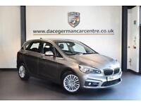 2014 64 BMW 2 SERIES 2.0 218D LUXURY ACTIVE TOURER 5DR 148 BHP DIESEL