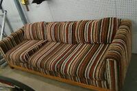 Retro Couch - quite comfy... make an offer