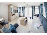 Brand new Swift Atlantique 2 bed caravan with french doors