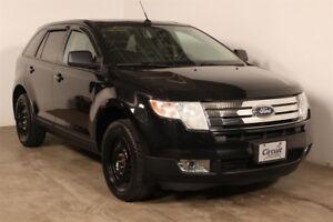 Ford EDGE SEL AWD ** CUIR TOIT GPS ** 2010