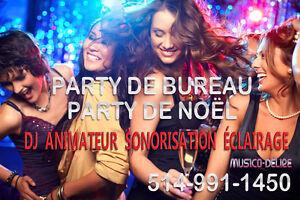 DJ Party de Noël de Bureau et Photobooth West Island Greater Montréal image 2