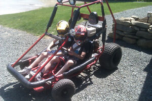 Dune Buggy - great for kids - Honda engine