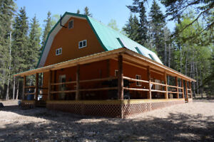 Vacation Rental Property - Hand Built Cabin