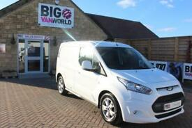 2016 FORD TRANSIT CONNECT 200 TDCI 115 L1 H1 LIMITED SWB LOW ROOF PANEL VAN DIES