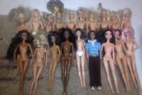 19 barbies for 25$