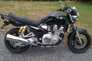 Yamaha XJR 1300 Exeter West Tamar Preview