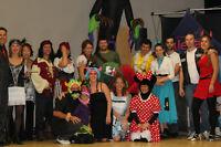 Cours de danses Sociales, Internationales