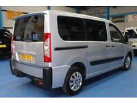 Peugeot Expert 2.0HDi 5 Seats + wheelchair car disabled vehicle mobility van