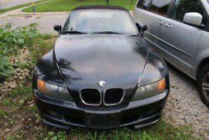 BMW Z3 roaster convertible + upgrades (PRICED TO SELL)