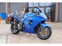 2006 TRIUMPH SPRINT ST 1050, WITH PANNIERS, EXCELLENT, £3499 OR FLEXIBLE FINANCE