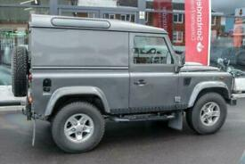 LAND ROVER 90 DEFENDER TDCI DPF 6 SPEED VERY LOW MILES FULLY LOADED
