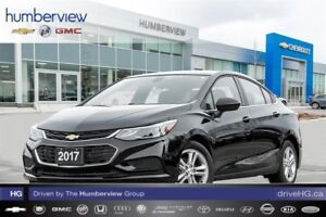 2017 Chevrolet Cruze LT Auto BACKUP CAM|SUNROOF|HEATED SEATS|...