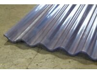 PVC Corrugate Sheeting