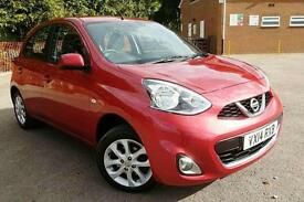 2014 14 Nissan Micra 1.2 Acenta 5 DOOR PETROL MANUAL
