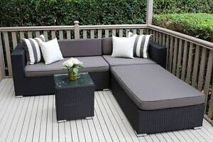 WICKER CHAISE LOUNGE SETTING,STUNNING EUROPEAN STYLING,B/NEW Chatswood Willoughby Area Preview