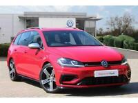 2019 Volkswagen GOLF ESTATE 2.0 TSI R 4MOTION 300PS DSG Auto Estate Petrol Autom