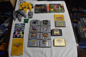 NINTENDO Snes, N64, Gameboy, Color, Gba, Ds, Gamecube, Wii  ++++