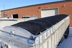 *** CABLE TARP SYSTEM FOR OPEN TOP TRAILERS ***