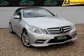 2012 62 MERCEDES-BENZ E CLASS 2.1 E250 CDI BLUEEFFICIENCY SPORT 2D AUTO 204 BHP