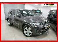 2016 Jeep Grand Cherokee 3.0 V6 CRD OVERLAND 5dr 247 BHP - FULL SERVICE HISTORY