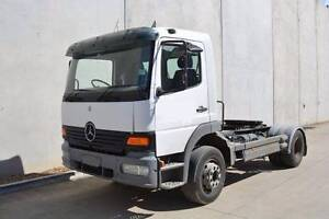 Mercedes Benz Atego 2004 Prime Mover Rent to own $499- per week Mount Druitt Blacktown Area Preview