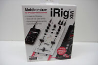 Mixeur mobile pour iphone, ipad, ipod touch, etc.