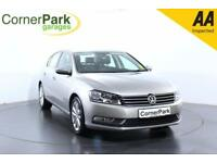2014 VOLKSWAGEN PASSAT EXECUTIVE TDI BLUEMOTION TECHNOLOGY DSG SALOON DIESEL