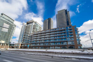 Brand New Condo With 2 Bedrooms & 2Washrroms