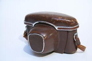 Pentax Leather Camera Case