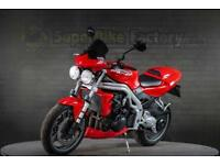 2005 05 TRIUMPH SPEED TRIPLE - NATIONWIDE DELIVERY AVAILABLE
