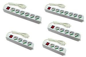Multipresa-elettrica-shuko-3-4-5-6-7-posti-con-interruttore-spina-italiana-2500w