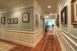 Crown Moulding Coffered Ceiling Wainscoting Baseboard Oakville / Halton Region Toronto (GTA) image 1