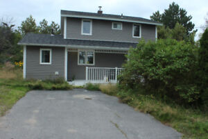 Partially furnished house for rent in Glovertown